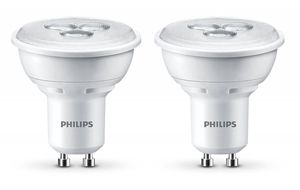 Picture of PHILIPS Consumer LED spot 3.5W GU10 TwinPack