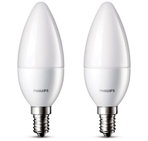 Picture of PHILIPS Comsumer LED candle 3W Twinpack